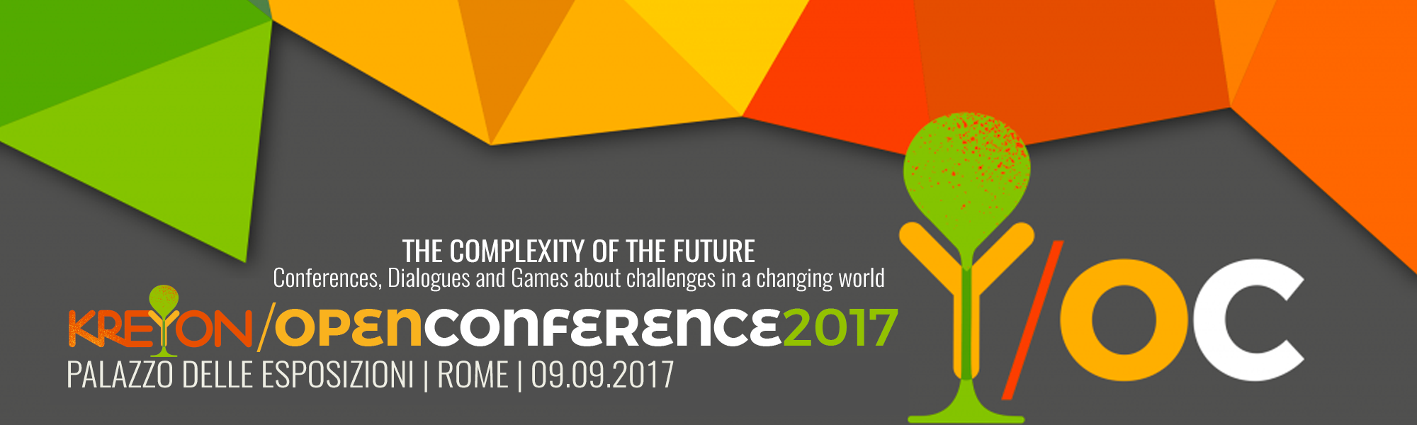 Kreyon Open Conference - The Complexity of the Future